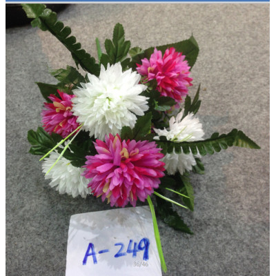 A-249/ A-253 Top Sale Hight Quality  Flower Home decoration Wholesale In Yiwu Market