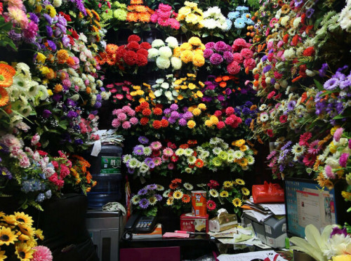 Top Sale Hight Quality Yiwu Wholesale Flower Home Decoration Market
