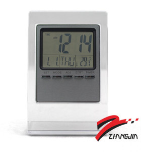 Wholesale ZJ-217  Hight Quality Digital Calendar Clock