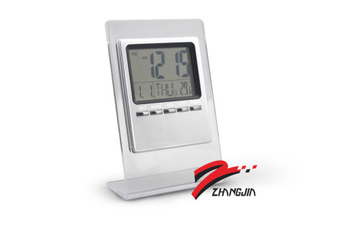 Wholesale ZJ-217  Hight Quality Digital Calendar Clock