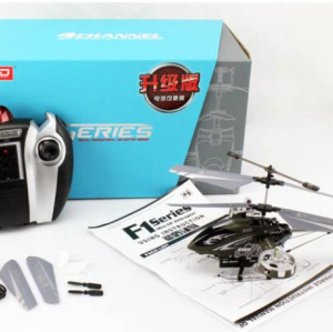 Hight Quality Popular Three Color Remote Control Electric Toy Helicopter
