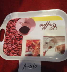 A-260 Top Sale Hight Quality Plastic Plate Wholesale In Yiwu Market