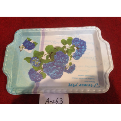 A-263  Top Sale Hight Quality Plastic Plate Wholesale In Yiwu Market