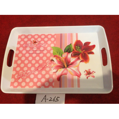 A-265  Top Sale Hight Quality Plastic Plate Wholesale In Yiwu Market