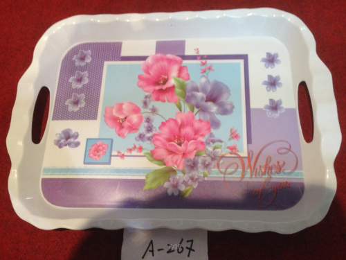 A-267  Top Sale Hight Quality Plastic Plate Wholesale In Yiwu Market