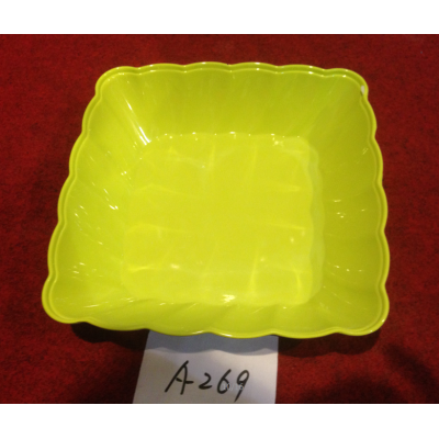 A-269  Top Sale Hight Quality Plastic Plate Wholesale In Yiwu Market