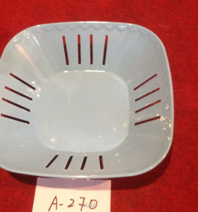A-270  Top Sale Hight Quality Plastic Plate Wholesale In Yiwu Market