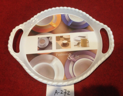 A-272  Top Sale Hight Quality Plastic Plate Wholesale In Yiwu Market