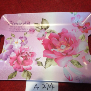 A-274  Top Sale Hight Quality Plastic Plate Wholesale In Yiwu Market
