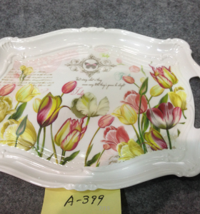 A-399  Top Sale Hight Quality Plastic Plate Wholesale In Yiwu Market