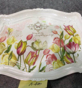 A-400  Top Sale Hight Quality Plastic Plate Wholesale In Yiwu Market