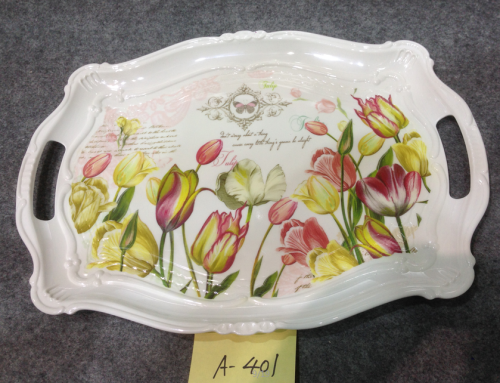 A-401  Top Sale Hight Quality Plastic Plate Wholesale In Yiwu Market