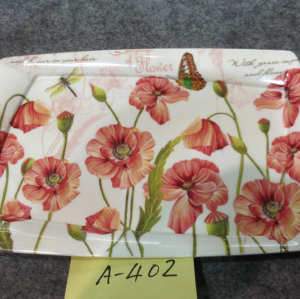 A-402  Top Sale Hight Quality Plastic Plate Wholesale In Yiwu Market