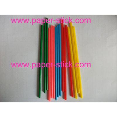 colorful cake pop stick