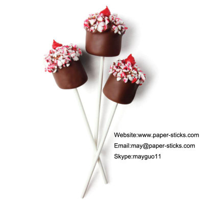 chocolate cake stick