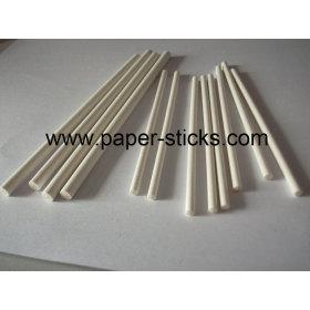 paper stick, paper bar, paper rod