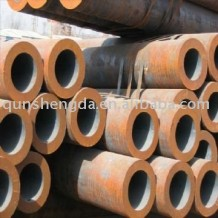 A106 hot rolled seamless tubes