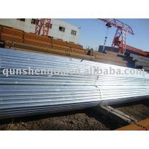 tianjin Q235-Q345 GI Steel Pipe