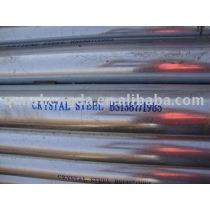 (W.T0.8mm to 14mm )Galvanized Steel Tube