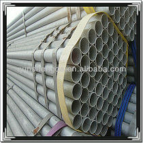 Galvanized steel pipe(with thread and socket)