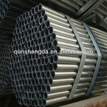China Q235 galvanized steel pipe