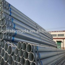 Galvanized steel tube ASTM A53