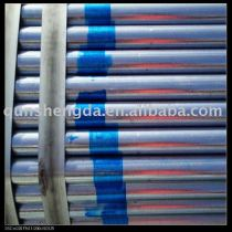 Hot Dipped Galvanized Steel Pipe 20mm to 219mm