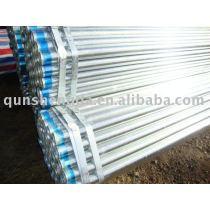 Hot Dip Galvanized Welded Steel Pipe/Tube