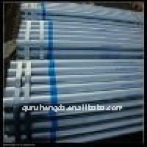construction galvanized steel pipe