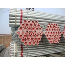 Galvanized Fence Pipes 1