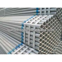 Q215 hot dipped pipe for liquid delivery
