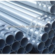 Q195/Q345hot GI pipe for irrigation