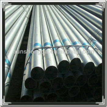 galvanized steel pipe for warning board