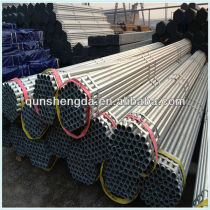 sch 40 galvanized steel pipe