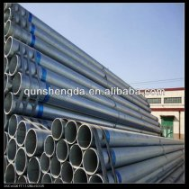 hot galvanized and cold galvanized steel pipe