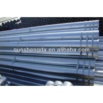 galvanized steel pipe with threads