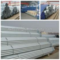 China ERW Galvanizing Water Pipe