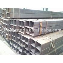 SQUARE STEEL PIPE FOR WATER