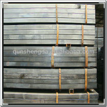 Q195-Q345 welded square tubes