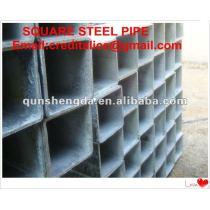 Ms Square Steel Pipe/Tube