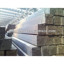 Q235 section pre-galvanized square hollow section