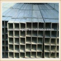80*80mm square galvanized steel pipe