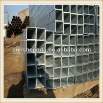 Q235 pre-galvanized square steel pipe