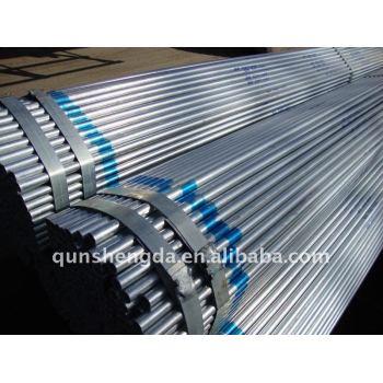 pre-galvanised steel pipe