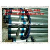 Pre- Galvanized Steel Piping/Tubing