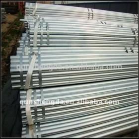 Seam Q235 Galvanized Pipe