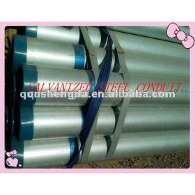 Hot Dipped Galvanized Steel Pipes