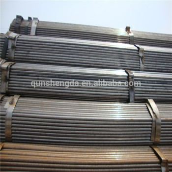 sch 40 erw steel pipe for gas delivery/ASTM A106 Grade B carbon seamless steel pipe