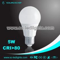 5W A19 B22/E27 LED light bulb SMD5630 China LED light bulbs wholesale