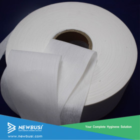 High Quality Perforated Nonwoven Fabric for Sanitary Napkins' and Diapers' Top Layer